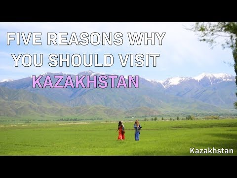 Five Things You Didn't Know About Kazakhstan