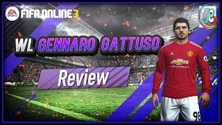 WL Gennaro Gattuso Review - 플레이어 리뷰 - Adakah Ia Berbaloi? - FIFA ONLINE 3