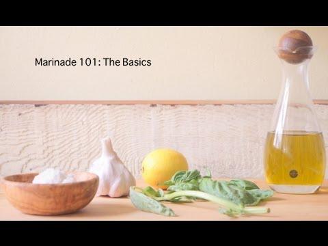 The Basics Of Any Marinade + Easy Summer Grilled Chicken Marinade Recipe