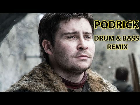 "Podrick Sings ""Jenny Of Oldstones"" (Rameses B Drum & Bass Remix)"