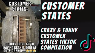 """CUSTOMER STATES"" Compilation & Mechanic Fails Compilations TikTok Videos 👨‍🔧 -  March 2021"