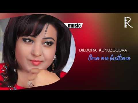 Dildora Kunuzoqova - Onam men baxtliman (Official music)