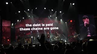 Download God With Us~Mercy Me KeyBank Center Buffalo NY Mp3 and Videos
