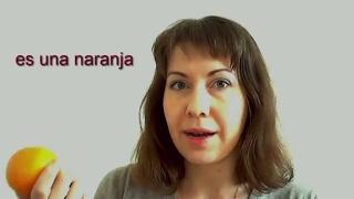 Практический испанский для детей -Урок 2- видео для родителей