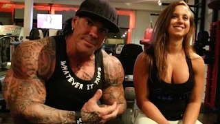 BALLS SHRINKING - IS A GREAT FUCKING THING - ONLY FROM Rich Piana ||Fc BodyBuilding