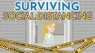5 Steps to Maintaining Sanity in Social Distancing