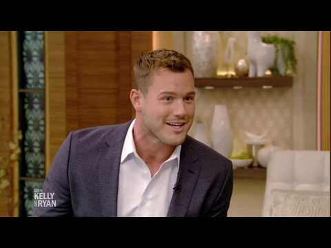 "Colton Underwood Talks About Being the New ""Bachelor"""