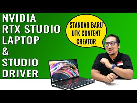 RTX Studio Laptop Kencang dengan Dua Layar: Review ASUS ZenBook Pro Duo UX581GV
