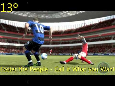 Top 20 de las Mejores Canciones del FIFA (98-15)