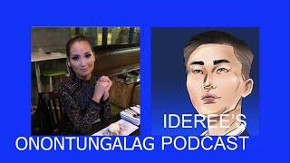 Ideree's Podcast 79: Oono Oyunjargal, Hollywood Make-up Artist
