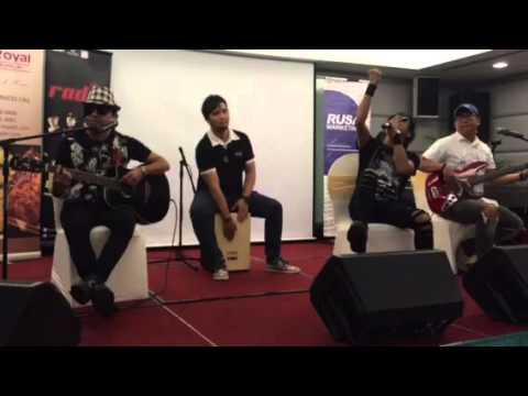Radja - Setia Acoustic version