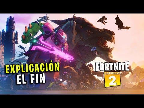 DEBES VER ESTE VIDEO ANTES Del EVENTO FINAL De Fortnite - Explicación El Fin