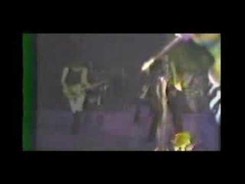 "FRIGID BICH ""TEENAGE REBELS"" 1982 PROMO CLIP"
