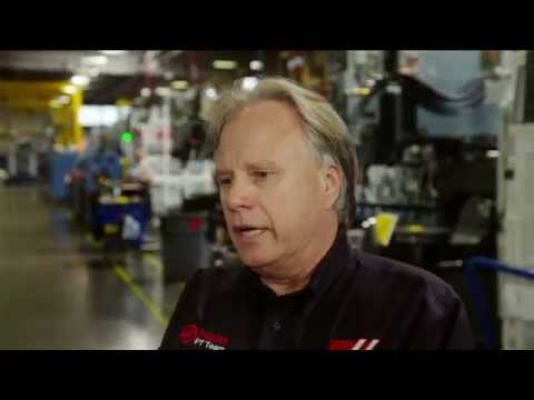 Gene Haas Interview on NASCAR on FOX