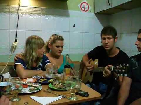 Песни под гитару Сердце плачет классная песня