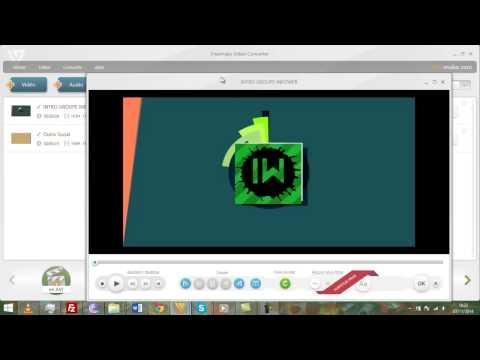 convertisseur et découper de fichier vidéo gratuit