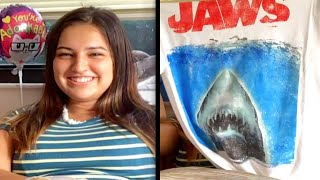 16-Year-Old Bit by Shark Gets 'Jaws' T-Shirt