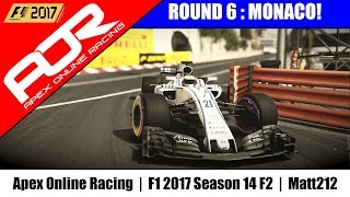 CODEMASTERS WHY! AOR S14 Round 6 Monaco! (Heavy Rain)