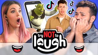Try To Watch This Without Laughing Or Grinning #164   Tik Tok Compilation