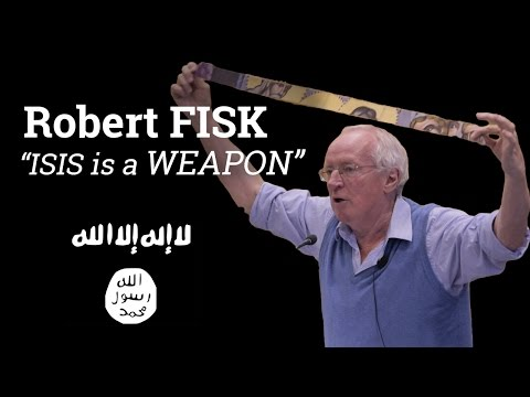 """ISIS is a weapon"" 