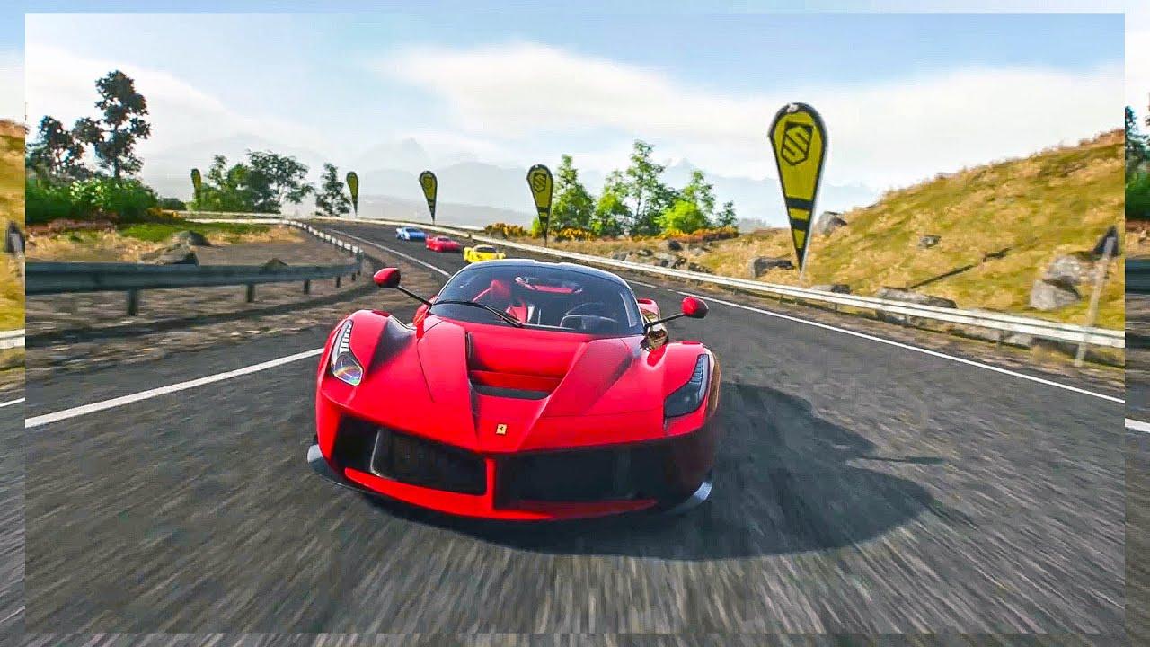 Driveclub 4K Official LaFerrari Trailer (2020 reupload)