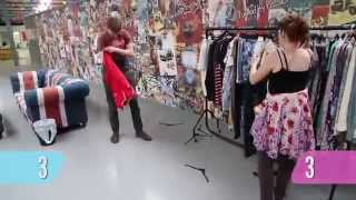 Joe Browns Lunchtime Laughs - Clothes Challenge Video. Thumbnail
