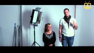 Рисующий свет.  Как снимать видео / VideoForMe - видео уроки