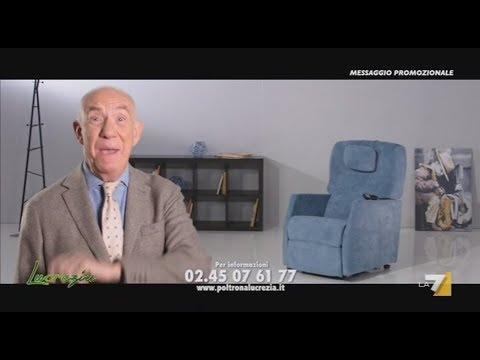 Televendita Poltrone Relax.Davide Mengacci Televendita Poltrona Lucrezia