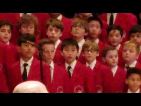 Angels We Have Heard on High | Philadelphia Boys Choir and Chorale