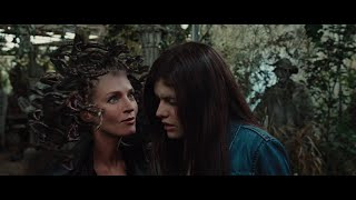 Percy Jackson And The Lightning Thief - Annabeth Meets Medusa HD