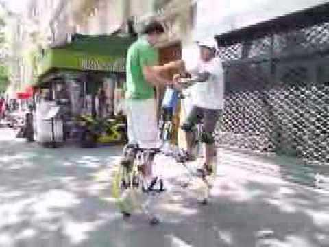 2008 Hopping around Paris