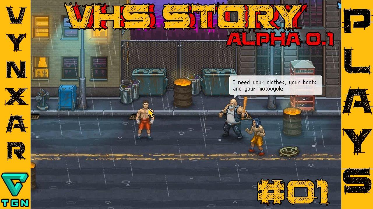 Kết quả hình ảnh cho VHS Story Alpha