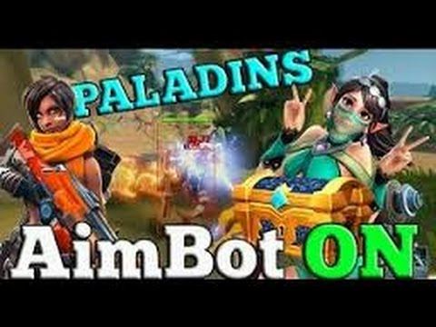 Hack Paladins Free Download [AIMBOT ON,ANTICHEAT,MULTI-HACK ] (PC/XBOX ONE/PS4