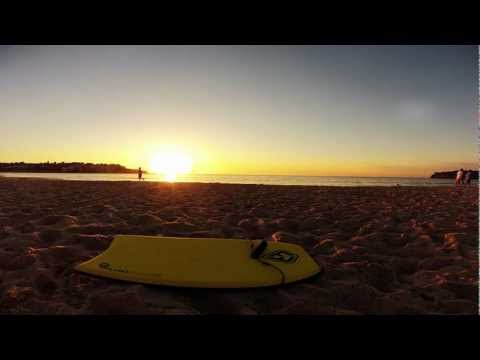 Bondi Beach sunrise - GoPro HD Hero3 timelapse