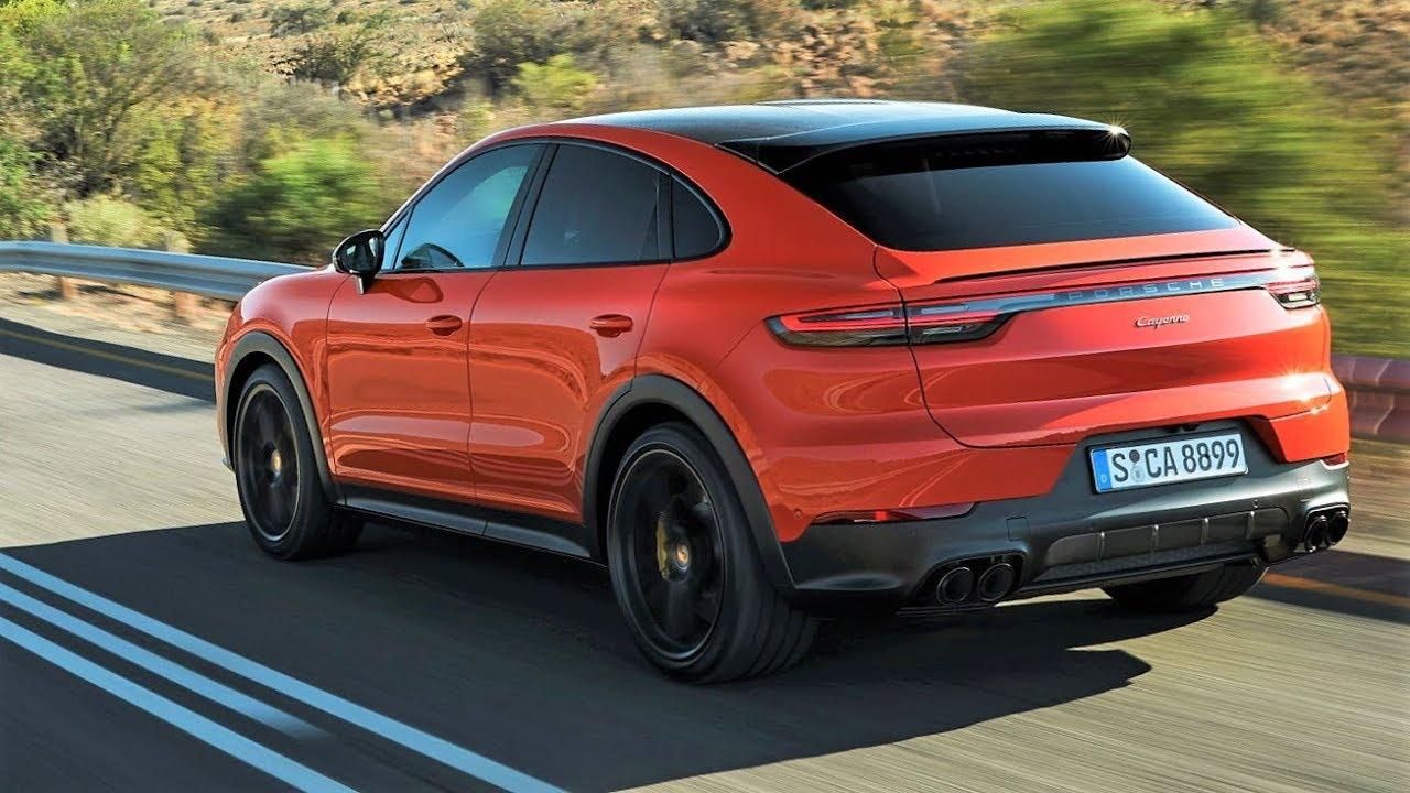 Porsche Cayenne Coupe 2020  Exterior \u0026 Interior Design , Exhaust Sound