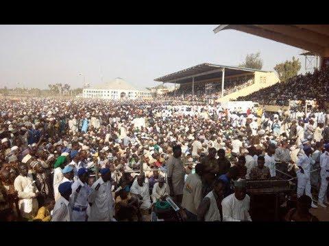 Exclusive ! Suivez l'intégralité du Gamou de Nigeria 2018  à Kaduna