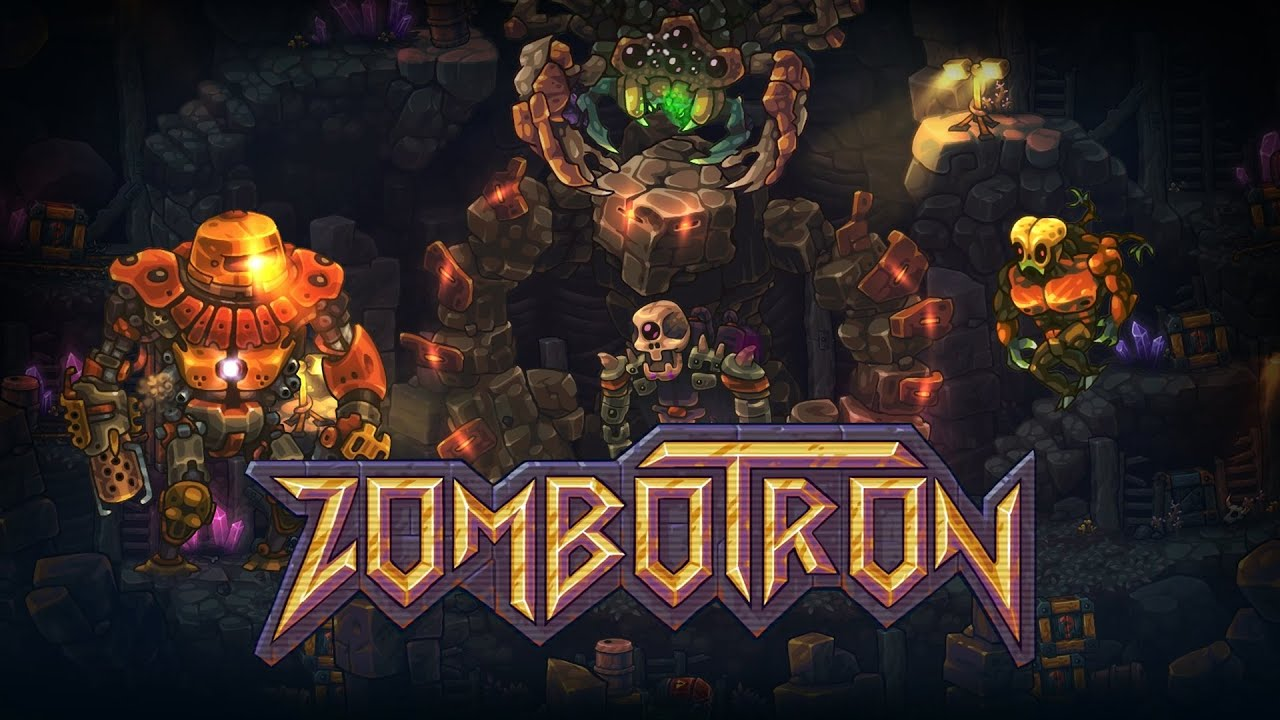 Zombotron 3