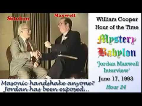 William Cooper- Mystery Babylon #24: Jordan Maxwell Interview