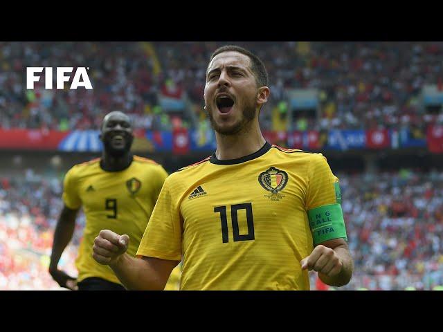 Eden Hazard | Best 2018 FIFA World Cup Moments