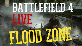 FLOOD ZONE - BF4 Live Commentary ITA