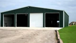 Steel Buildings -  Steel Carports