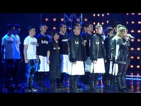 Flying High - Agnez Mo (HUT SCTV 2015)