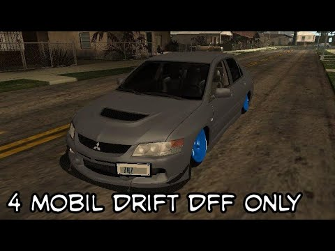 64 Mod Mobile Gta Sa Lite Dff Only Gratis