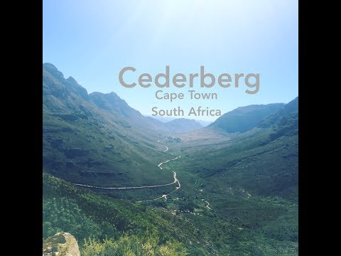 Weekend in Cederberg - Cape Town, South Africa