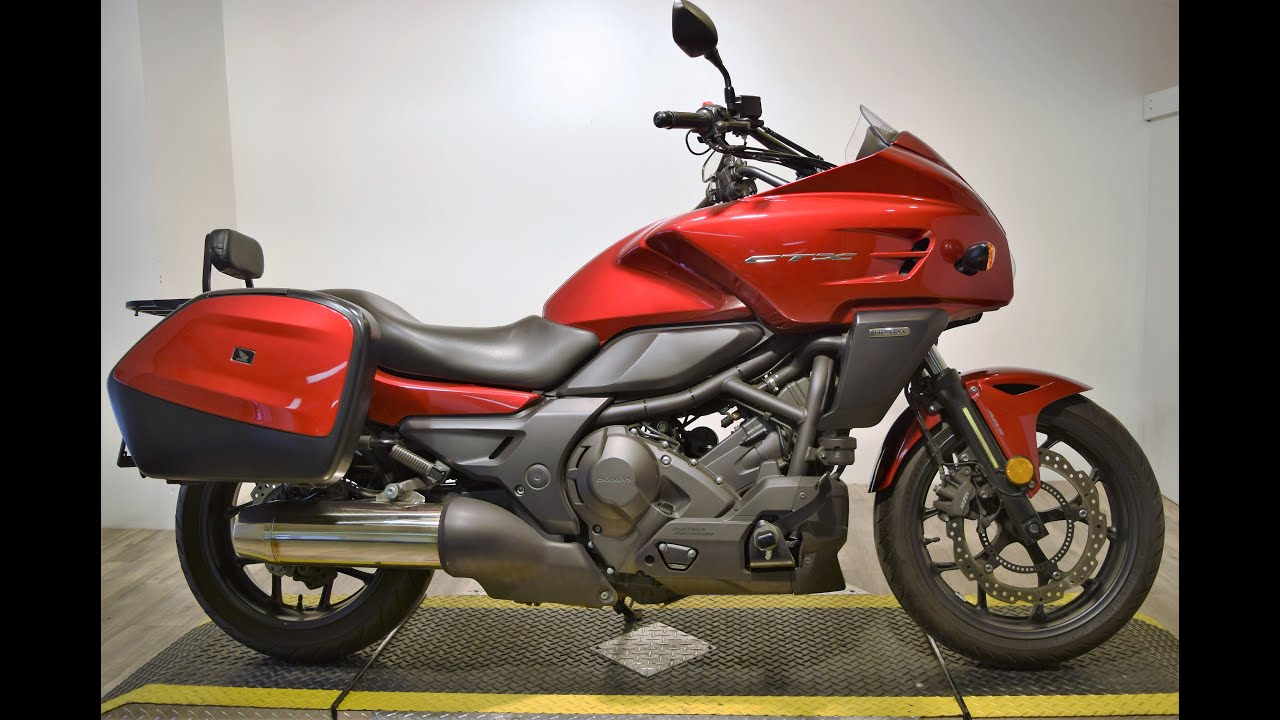 2014 honda ctx 700 automatic for sale at monster powersport