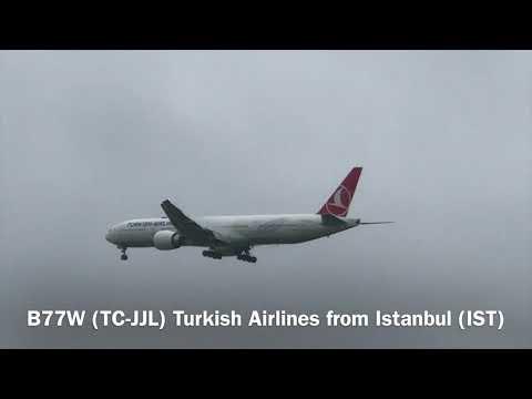 3+ Minutes Of Plane Spotting - Casablanca Mohammed V Int'l GMMN/CMN