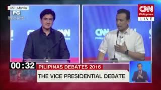 Trillanes IV hits Jojo Binay's alleged corrupt activities