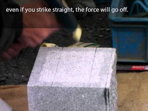 Chisels for stone | Bush hammer | roughing out and stone carving