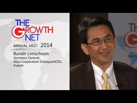Bundit Limschoon, Secretary General, Asia Cooperation Dialogue(ACD), Kuwait