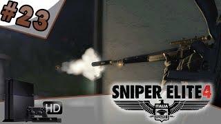 SNIPER ELITE 4 (mode difficile) - Let's play épisode #23 [PS4] Le convoi est là !